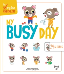 My Busy Day, Hardback Book