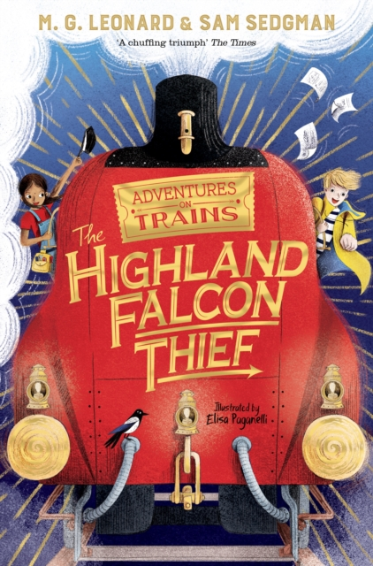M.G. Leonard & Sam Sedgman - Highland Falcon Thief
